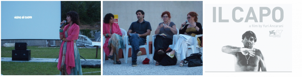Galleria Yuri Ancarani incontra il pubblico